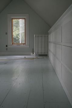 stand alone heating for refinished attic in older homes