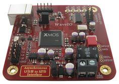 waveIO1 Audiophile, Linux, Arduino, Usb, Tech, How To Make, Linux Kernel, Technology