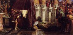 §§§ . Ave, Caesar! Io, Saturnalia! ~ Lawrence Alma-Tadema 1880