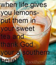 Just Southern Things