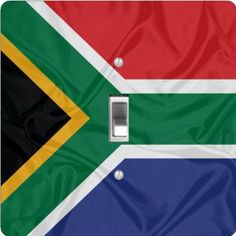 "Rikki KnightTM South Africa Flag - Single Toggle Light Switch Cover by Rikki Knight. $13.99. The South Africa Flag single toggle light switch cover is made of commercial vibrant quality masonite Hardboard that is cut into 5"" Square with 1'8"" thick material. The Beautiful Art Photo Reproduction is printed directly into the switch plate and not decoupaged which make these Light Switch Plates suitable for use in any room in the office, home, etc. etc.. These Light Switch Plates can ..."