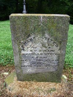Phebe Stites (1796 - 1797) - Find A Grave Photos