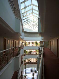 Lichtspiele im Hotel http://ift.tt/1NRrBxK