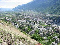 Martigny (Zwitserland) - Wikipedia