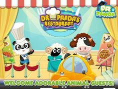 FREE for a limited time! Dr. Panda's Restaurant for iPhone & iPad