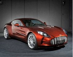 2010 Aston Martin One-77 £1,200,000 the second my eyes see it it's mine