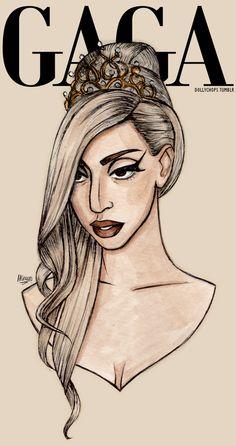 Gaga London Princess