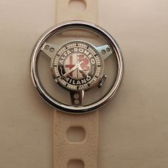 Alfa Romeo Milano Old England Steering Wheel Watch Swiss Tropic ...