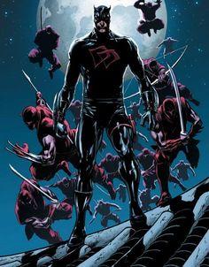 DD - Shadowland   #comics #marvel #daredevil