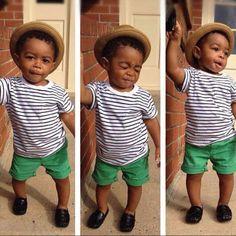 Crianças Negras Lindas - Fotos