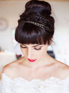 Maquiagem de casamento | Como usar o batom vermelho