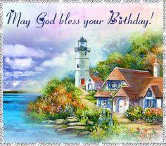 God bless your Birthday!