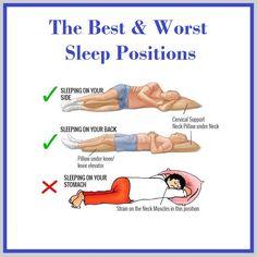 The Best & Worst Sleep Position! Healthy Sleeping Positions, Sleep Positions, How To Fall Asleep Quickly, Pilates, Benefits Of Sleep, Sleep Yoga, Morning Yoga Routine, Essential Oils For Sleep, Natural Sleep Remedies