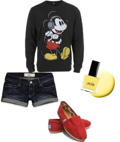 Cozy Spring Outfit, created by partygirl101 on Polyvore