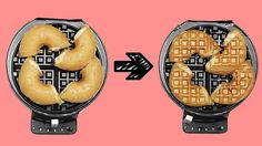 Tired of boring old waffles? Then you're in luck. A couple of creative cooks will show you six foods that might want to try throwing in the waffle maker and a couple that you'll definitely want to avoid.
