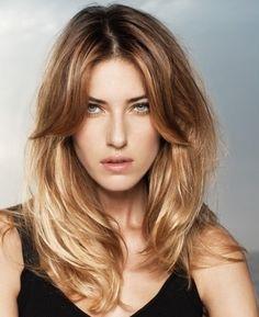 Dark Blonde Hair With Highlights/Lowlights
