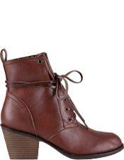 ROCKET DOG Raid Womens Boots - Cognac