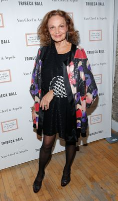 47 Women Who Prove Personal Style Gets Better with Age #RueNow