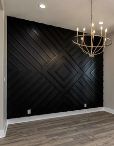 Home Interior Design, Interior Decorating, Wall Panel Design, Accent Wall Designs, Accent Walls In Living Room, Home Upgrades, Wall Treatments, Home Remodeling, Diy Home Decor