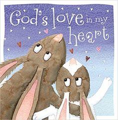 Amazon.com: God's Love In My Heart (9780529111418): Thomas Nelson: Books