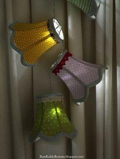 Ihan Kaikki Kotona: Minit Reuse, Light Up, Tea Pots, Recycling, Joo, Crafts, Home Decor, Life, Manualidades