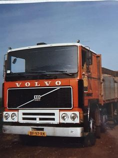 Volvo, Transportation, History, Zaragoza, Pictures, Photograph Album, Historia
