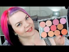 Makeup Geek Blush Review + High End Dupes & Swatches!