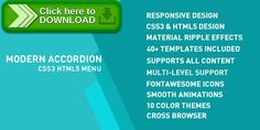 [ThemeForest]Free nulled download Modern Accordion Menu from http://zippyfile.download/f.php?id=49043 Tags: ecommerce, accordion, accordion menu, accordion toggle, checkbox accordion, css accordion, css menu, jquery accordion, material accordion, material design, radio accordion, toggle, toggle menu, vertical accordion, vertical menu