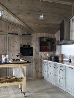 House tour , a cottage in Norway