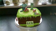 Cake for Ben, minecraft