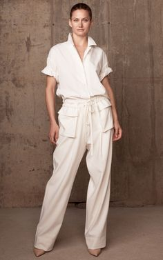 Rosie Assoulin Resort 2014 Trunkshow Look 9 on Moda Operandi