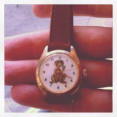E.T. watch