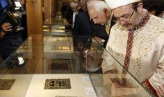 Topkapı Sarayı ve Ayasofya Müzesi'nde 'Aşk-ı Nebi' sergisi