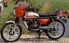 ZUNDAPP ks-50 1979