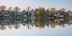 The Houses of Zaanse Schans by Sabine Wagner on 500px