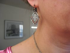 #Earrings from Lisa    share .. repin .. like  :)      http://amzn.to/122l3G1