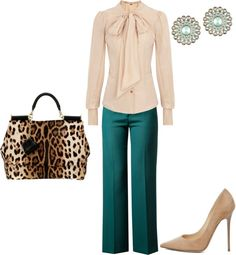 """Office Day"" by mkmatysiak on Polyvore"