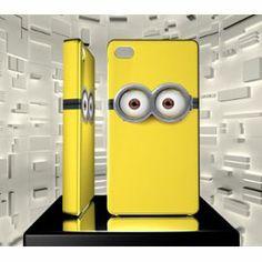 Coque Iphone 4 4s - Moi Moche Et Mechant (Minion)