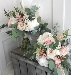 10 Perfect Shades of Green Wedding Color Ideas for Spring/Summer 2019 « Wedding. - - 10 Perfect Shades of Green Wedding Color Ideas for Spring/Summer 2019 « Wedding… 10 Perfect Shades of Green Wedding Color Ideas for Spring/Summer 2019 « Wedding Fashion Eucalyptus Bouquet, Seeded Eucalyptus, Eucalyptus Wedding, Green Wedding, Floral Wedding, Wedding Colors, Wedding Styles, Wedding Ideas, Casual Wedding