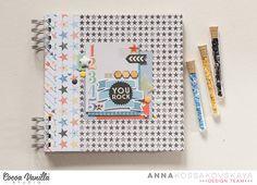 Album for Boy   Made of Awesome   Anna Kossakovskaya   Cocoa Vanilla Studio