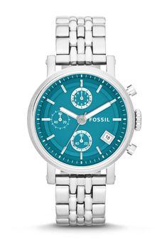 Fossil Original Boyfriend Stainless Steel Watch