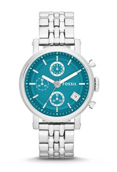 Fossil Original Boyfriend Stainless Steel Watch