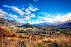 karoly nemeskeri - Google+ - New Zealand, view from Skippers canyon