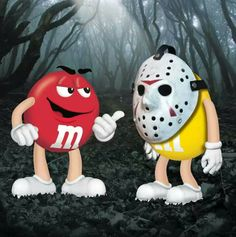Killer M&m Characters, Fictional Characters, M&m Mars, Desgin, Peanut M&ms, House Of M, M M Candy, Melt In Your Mouth, Favorite Candy