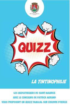quizz Hergé