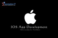 Being an #offshore #iOS #app #development service provider we understand the need of a quality #mobile #app. If you are looking to transform your business by an iOS mobile app, then you are at a right place... Know more at http://www.summationit.com/ios-app-development