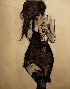 Drinking alone  mxm