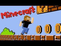 ▶ Super Mario Bros. in Minecraft - YouTube