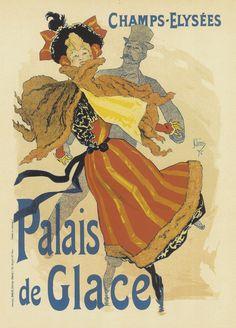 PALAIS DE GLACE