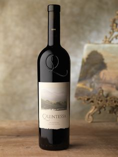 Quintessa Wine Package Design by Pate International Wine Packaging, Packaging Design, Skyy Vodka, Best Red Wine, Innovative Packaging, Wine Bottle Crafts, Wine Bottles, Wine Label Design, Custom Bottles